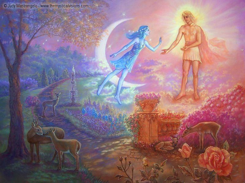 Garden of the Sun and Moon-