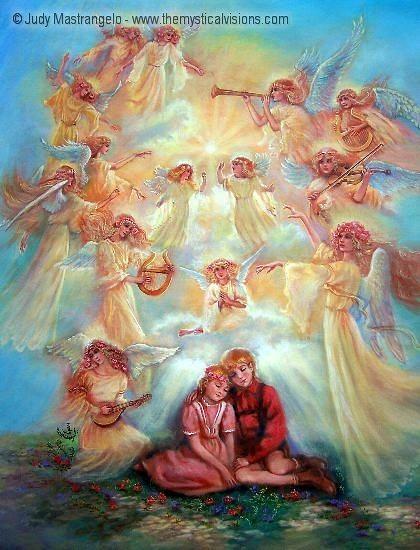 Hansel and Gretel's Angel Vision-