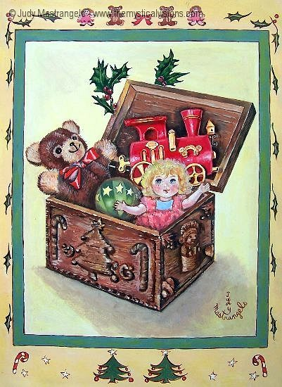 Christmas Toy Box