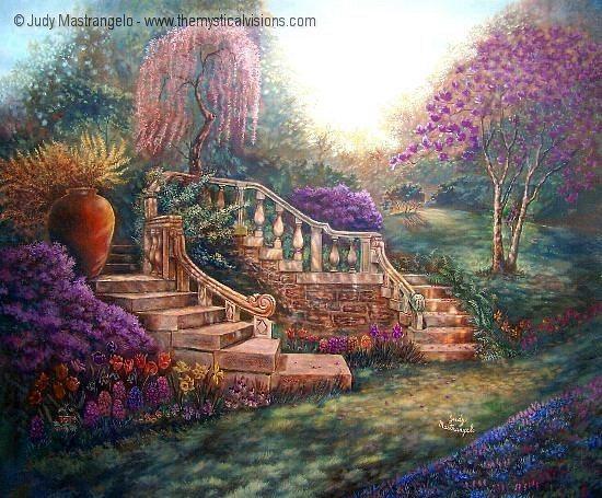 April Garden (darker)