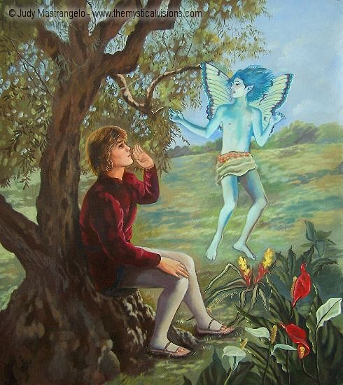 The Prince & Ariel-