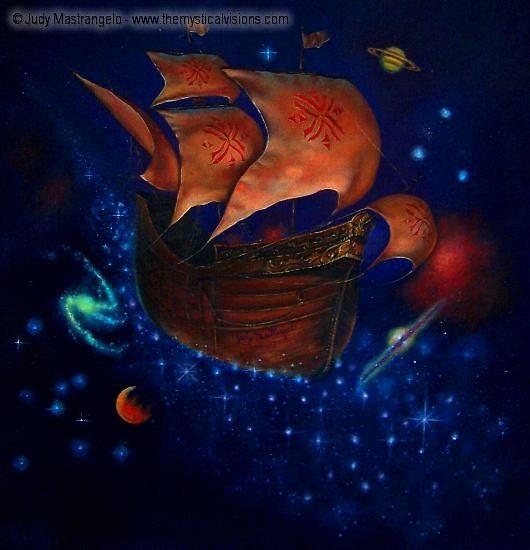 Flying Ship-