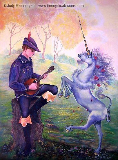 Dancing Unicorn-