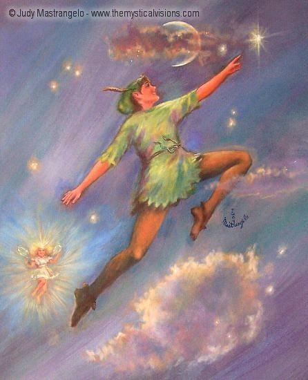 Peter Pan-