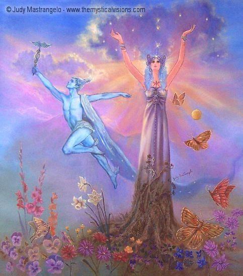 Virgo - Reaching For The Stars-