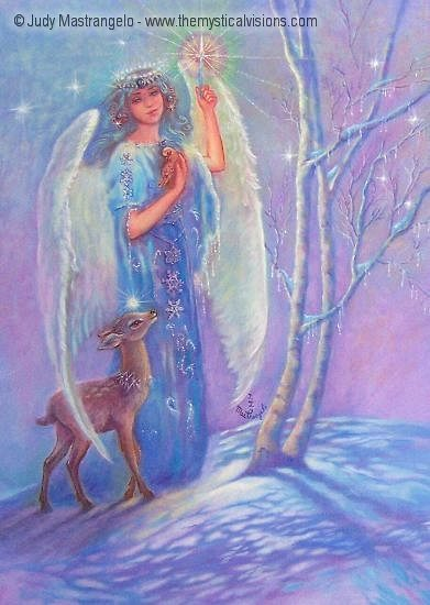 Guardian Angel of Winter-