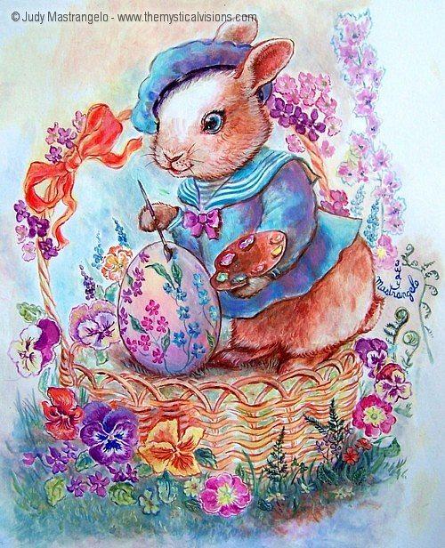 Bunny Artist