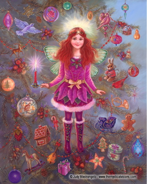 CHRISTMAS TREE FAIRY