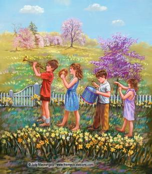 Daffodil Parade