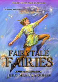 FAIRYTALE FAIRIES eBook Cover-