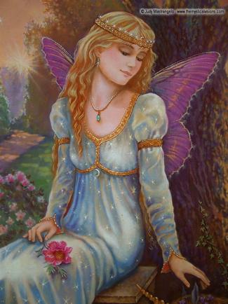 TWILIGHT MAGIC - Fairy detail