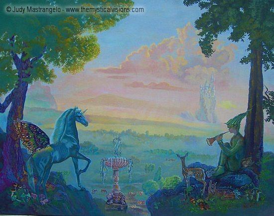 Land of Pegasus-