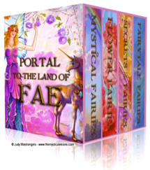 PORTAL TO THE LAND OF FAE Boxed eBook set