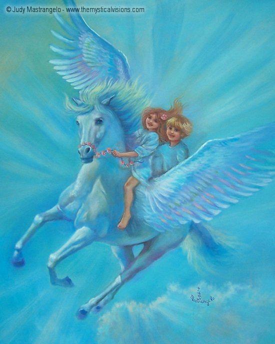 Riding Pegasus-