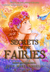 SECRETS OF THE FAIRIES eBook COVER