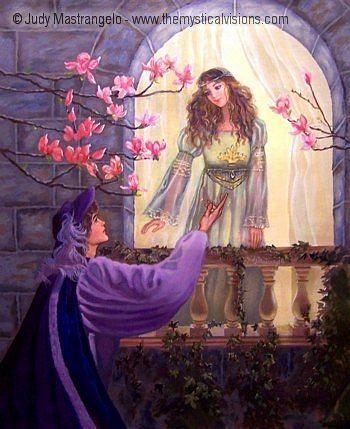 The Balcony from Romeo & Juliet-