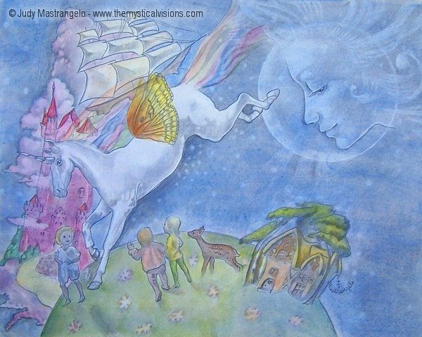 The Coming of the Unicorn-