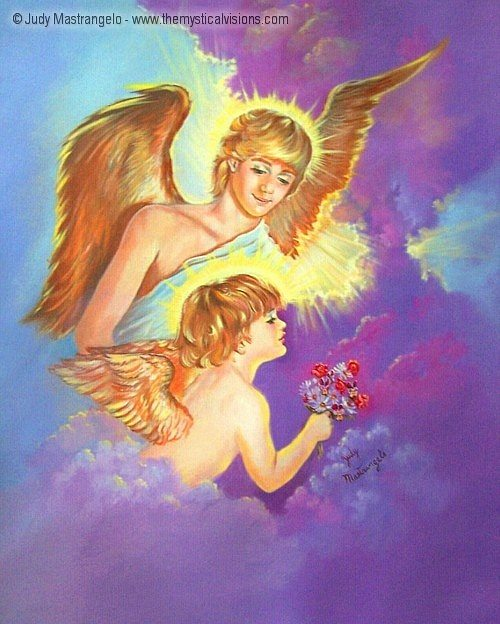 Two Angels-