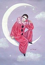 Mime on the Moon