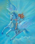 Riding Pegasus-